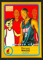 2003-04 Dwayne Wade BAZOOKA Topps Rookie RC #280 DW2 *PLEASE READ*