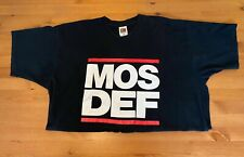 Vintage Mos Def 90s 2Xl Rap / Hip-Hop T-Shirt (Talib Kweli, Black Star, Run Dmc