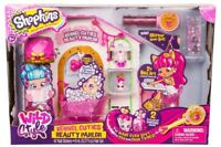 Shopkins Shoppies Season 9 Wild Style Kennel Cuties Beauty Parlor Playset