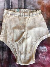 Vintage 30's 40's Pigeon Bell Men's Briefs Underwear Size Lg Ling Feng