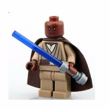 Mace Windu Star Wars Minifigure US SHIPPER Jedi Custom Clone Wars Cartoon