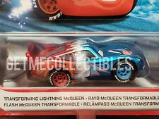 DISNEY PIXAR CARS SUPER CHASE TRANSFORMING LIGHTNING MCQUEEN 2020 SAVE 6% GMC