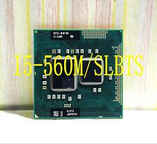 Intel Core i5 560M (SLBTS) 2.66GHz notebook dual-core processor PGA 988 LGA1155
