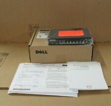 NEW Dell Juniper SRX100 J-SRX100 1GB 8xFE Secure Gateway Firewall 83T5N