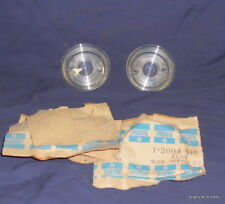NOS MoPar 1962 Dodge 880 1961 Dodge Dart Polara  Park Lamp Lens Pair  pn 2094600