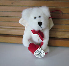 Boyds Plush Ornament-Gonna Luvya
