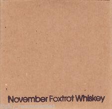 November Foxtrot Whiskey [Self-Titled] (CD, Nov-2002, Dean Street Music)  RARE!