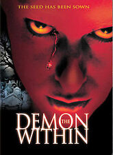 The Demon Within DVD