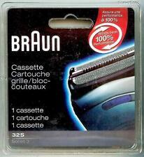 NEW BRAUN 32S SERIES 3- 390CC 390 380 370 360 Shaver/Razor FOIL+CUTTER CASSETTE