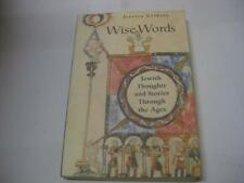 Wise Words: Jewish Thoughts and Stories Through the Ages by Jessica Gribetz