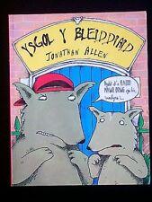Ysgol y Bleiddiaid by Jonathan Allen (Hughes, 1999) Paperback