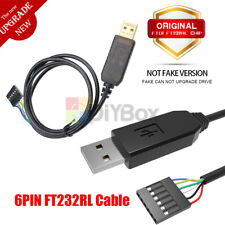 6 Pin FTDI FT232RL USB to TTL Converter Adapter Cable Fit For Arduino