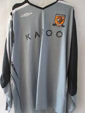 Hull City 2007-2008 Goalkeeper Away Football Shirt Size xxl  /12197