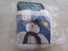 Sirdar Snowman doll toy kit with yarn Knitting?