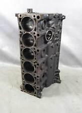 1989-1990 BMW E34 525i M20 2.5L 6-Cylinder Engine Cylinder Block Housing Bare OE