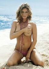 EROTIK / EROTIC POSTER RACHEL HUNTER BEACH