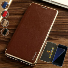 Magnetic Wallet Case Stand Leather Flip Cover for Samsung Galaxy Note10+/9/8