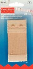 Gold-Zack BH-Verlängerer 38 mm haut Art. 992142