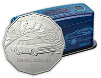 2018 Ford Motorsport Seven-Coin Collection
