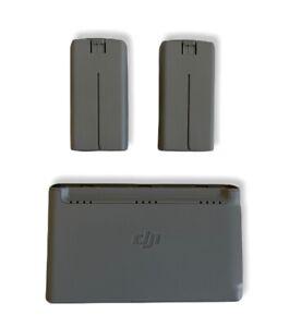DJI 2 x Mavic Mini 2 / SE Intelligent Flight Battery + 2 Way Charging Hub #1