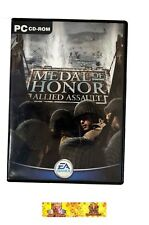 MOH Medal of Honor Allied Assault PC Game FPS Shooter