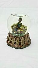 Sarah Attic Collection Westland Snow Globe Figurine 1994 Model #S201