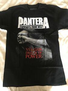 PANTERA - VULGAR DISPLAY OF POWER T-shirt Stronger Than ALL Backprint Official