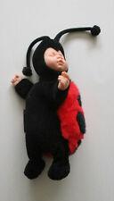 Anne Geddes Lady Bug Plush
