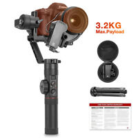 Zhiyun Crane 2 3-Axis Handheld Gimbal With Servo Follow Focus up to 1.1 to 7lb