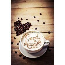 Magnete Da Frigorifero decocrazione Mettere in pausa caffè 60x90cm ref 6236 6236