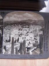 Stereoscope  Mexico Guanajuato