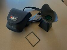 """LCD FINDER Displaylupe 3"""" Canon EOS 50D 5D Mark II & 7D Sucherlupe Viewfinder"""