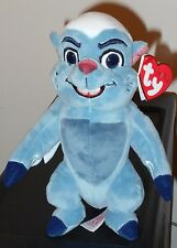 """Ty Beanie Baby ~ Disney The Lion Guard BUNGA 6"""" Plush Toy ~ 2016 NEW with Tags"""