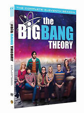 The Big Bang Theory Season 11, DVD Set