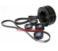 POWERBOND 25% UNDERDRIVE PULLEY BALANCER HSV CLUBSPORT 6.0 VE GRANGE WM LS2 LS3
