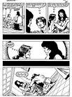 Jim Starlin creator of Thanos Original artwork 1985 DREADSTAR #17 pg 25 Marvel