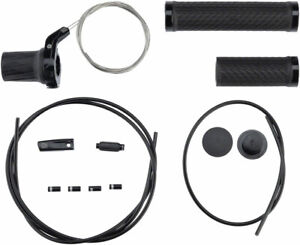 RockShox TwistLoc Full Sprint Remote: Left and Right Grips fits Remote