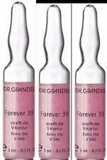 Dr.Grandel Forever 39 ampoules 3 ml x 24. Pro size.  For a firm facial contour