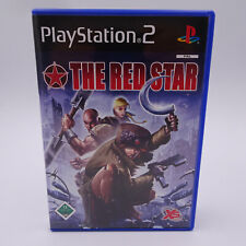 The Red Star Sony Playstation 2 DVD Box 2007 PS2 PAL Spiel Game