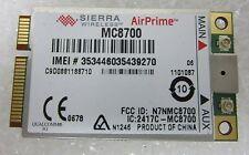 Sierra AirPrime MC8700 WWAN Adapter for Panasonic Toughbook CF19MK4