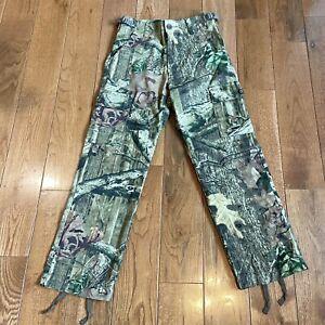 Kids Cabelas Hunting Camouflage Break Up Infinity Pants sz 8