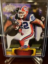 2011 Topps Triple Threads Ruby #03/25 Fred Jackson #27