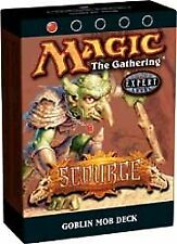 Scourge Theme Deck Goblin Mob (ENGLISH) FACTORY SEALED BRAND NEW MAGIC ABUGames