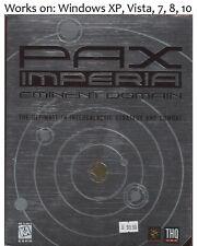 Pax Imperia: Eminent Domain PC Game