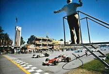 Jacky Ickx  SIGNED 12x8 , F1 Scuderia-Ferrari 312B  , Italian GP  Monza 1970