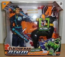 HASBRO ACTION MAN ATOM - MECHA DOG K9000 - BOXED NEW MIB