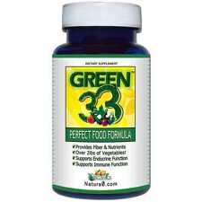 Green 33 - Natural Daily Super Greens  Greens Vegetable Superfoods 45 pills