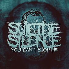 SUICIDE SILENCE - You Can't Stop Me CD + DVD