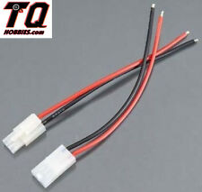 Duratrax 6-Cell Connector Set Kyosho/Tamiya DTXC2240 Fast ship+ track#