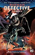 BATMAN DETECTIVE COMICS VOL #3 LEAGUE OF SHADOWS TPB Rebirth DC Coll #950-956 TP